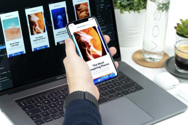 UX design d'un site internet